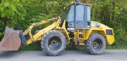 Caterpillar IT 14 G Radlader