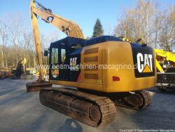 Caterpillar 320 EL Long Reach Kettenbagger