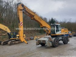 Liebherr A 934 Litronic Umschlagbagger