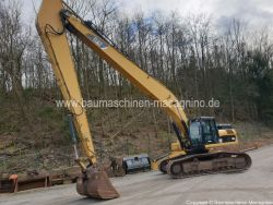 Caterpillar 336 D Long Reach Kettenbagger